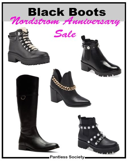 Nordstrom Anniversary Sale. NSale. #NSale Black boots. Black shoes. Fall boots. Must-have. Must buy. Fall outfit. Nordstrom.   #LTKshoecrush #LTKsalealert #LTKstyletip