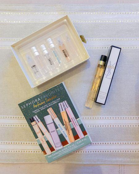 Holiday perfume sampler ✨ http://liketk.it/33DfL #liketkit @liketoknow.it #LTKgiftspo #StayHomeWithLTK #LTKbeauty  perfume, fragrance, women's fragrance gift