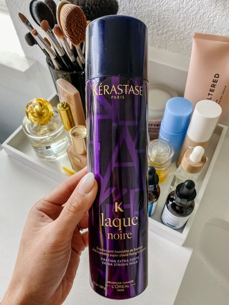 The best hairspray! I love using this Aerosol hairspray to give my hair hold without that crunchy feeling.   #LTKbeauty #LTKstyletip