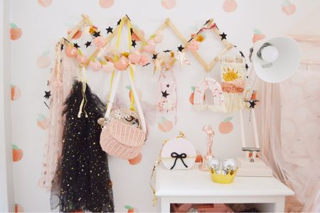 Halloween decor, pink Halloween, girls room decor  #LTKkids #LTKhome #LTKfamily