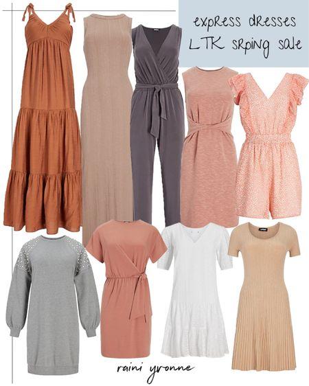 Express Dresses LTK Spring Sale  http://liketk.it/3cpY3 @liketoknow.it #liketkit   #LTKSpringSale #LTKsalealert #LTKunder100  Wedding Guest Outfit, Spring Outfit, Summer Outfit, Maxi Dress, Midi Dress, Jumpsuit, Romper, Express, Sweater Dress, Sale, Wedding Guest Dresses, Summer Dress, Plus Size, Spring Dress, Graduation Dress, Mother's Day Outfit, White Dresses