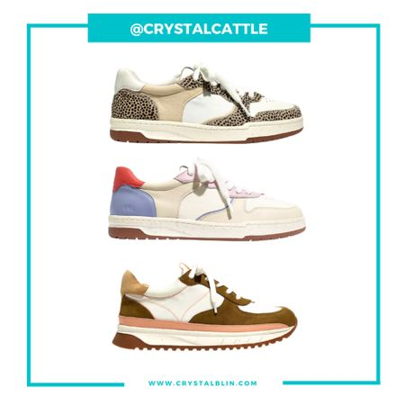 Ordered and fell in love with all three but only keep the top pair. #hocspring #sneakstyle #madewell #houseofcolour