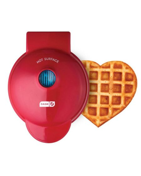 Heart-shaped everything!! This waffle maker is a must-have for Valentine's Day! http://liketk.it/36tPp #liketkit @liketoknow.it