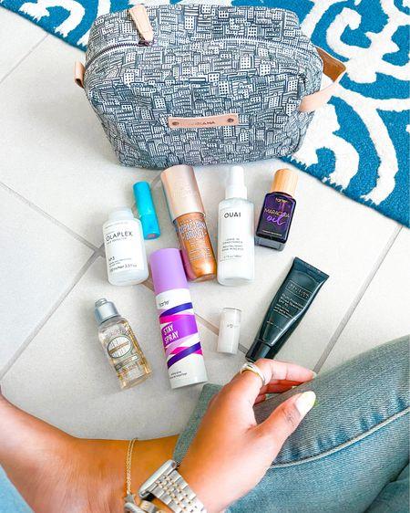 Summer essentials — Tarte maracuja oil, Tarte setting spray, olaplex, ouai, lipstick, hair products, skincare, sunscreen http://liketk.it/3hIcq #liketkit @liketoknow.it #LTKbeauty