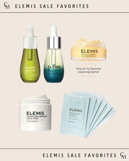 Elemis sale favorites. Skincare favorites on sale.   #LTKsalealert #LTKSale #LTKbeauty