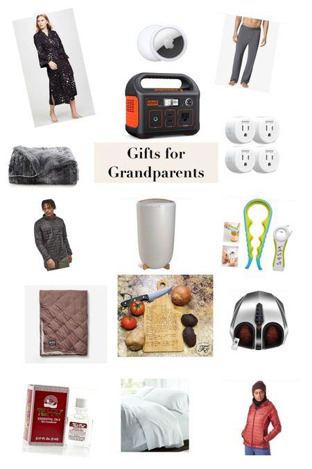 Gifts for in-laws, grandparents, nana, papa! Portable generator! Best sheets + cozy Sherpa electric blanket!  #LTKGiftGuide #LTKunder50 #LTKHoliday