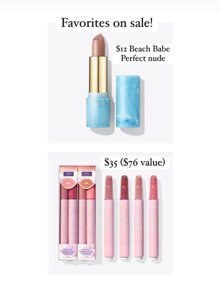 Favorite tarte lips!   #LTKbeauty #LTKunder50 #LTKGiftGuide