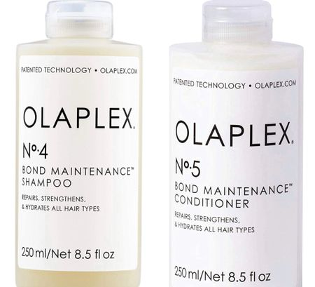 This has been life saving for my hair. It has made my hair thicker and my highlights last. I use heat on my hair everyday if not every other and this has SAVED my hair no joke. I can't recommend this enough. Do yourself a favor and purchase. Right now Walmart has a bundle for cheaper than buying both separately! I swear by Olaplex for my hair and I would 100% recommend for anyone else!   #LTKunder100 #LTKbeauty #LTKsalealert