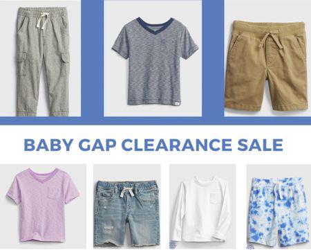 Huge sale on Baby Gap! Tons of pieces under $12   #LTKsalealert #LTKunder50 #LTKbaby