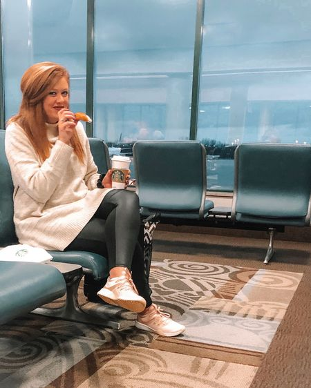 Early flights, warm crossiants, & your best gal for a whole week - yes please! http://liketk.it/2zdxv #liketkit @liketoknow.it