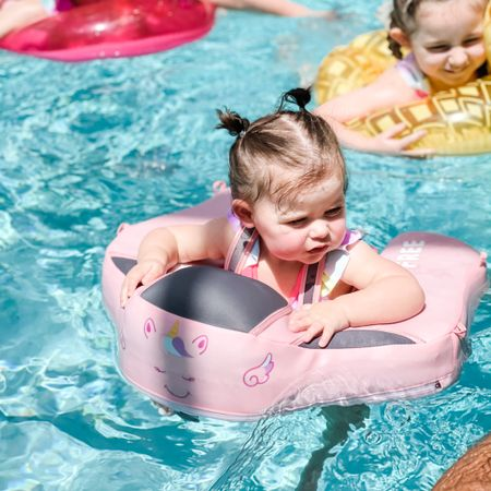 This swim trainer has amazing reviews for a reason. It can also be used for babies. We absolutely love it. http://liketk.it/3gjDV #liketkit @liketoknow.it #LTKbaby #LTKfamily