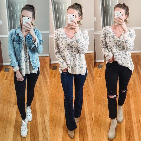 Target sweater   #LTKstyletip #LTKshoecrush #LTKunder50