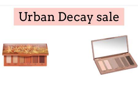 Urban decay sale   #LTKbeauty #LTKsalealert #LTKunder50