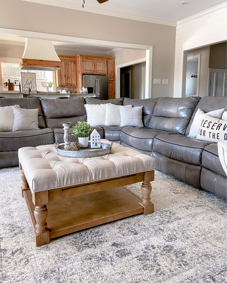 Love our pretty new ottoman! http://liketk.it/39EGT #liketkit @liketoknow.it #StayHomeWithLTK @liketoknow.it.home