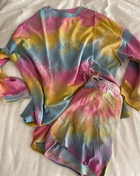 Tie dye set on sale smallest size #liketkit @liketoknow.it http://liketk.it/3hvtl #LTKunder100 #LTKunder50 #LTKsalealert