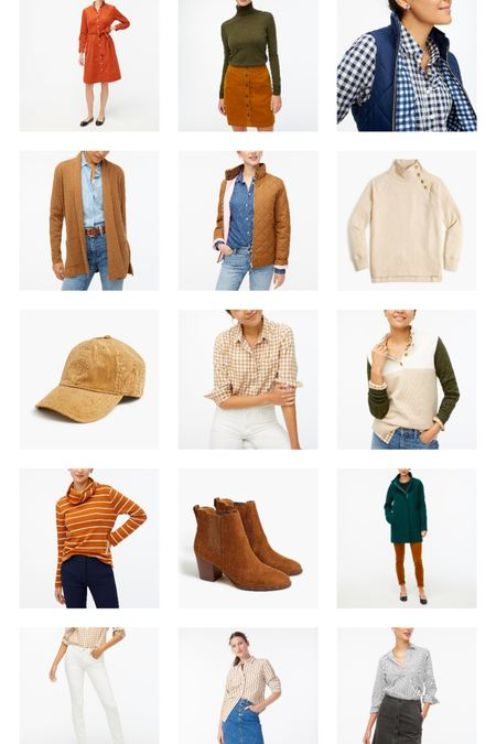 Fall outfits and easy teacher outfits on sale - take extra 15% off $125+ with code YAY   #LTKSeasonal #LTKbacktoschool #LTKsalealert