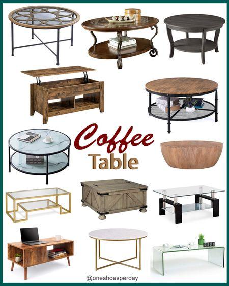 Amazon Finds  Coffee Tables        http://liketk.it/3pUHq #liketkit #LTKGiftGuide #LTKHoliday #LTKSeasonal #LTKsalealert #LTKfamily #LTKhome #LTKunder100  @liketoknow.it Home Decor   Living Room Decor   Furniture   Amazon Favorites