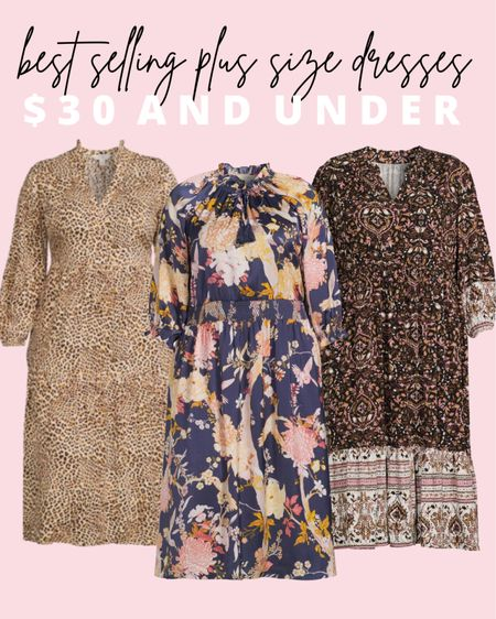 Plus size maxi dresses and midi dresses have been best sellers this month! These perfect plus size fall dresses are all $30 or less and perfect for a fall family photo outfit, teacher outfit, or fall wedding guest dress!   #LTKunder50 #LTKcurves #LTKstyletip
