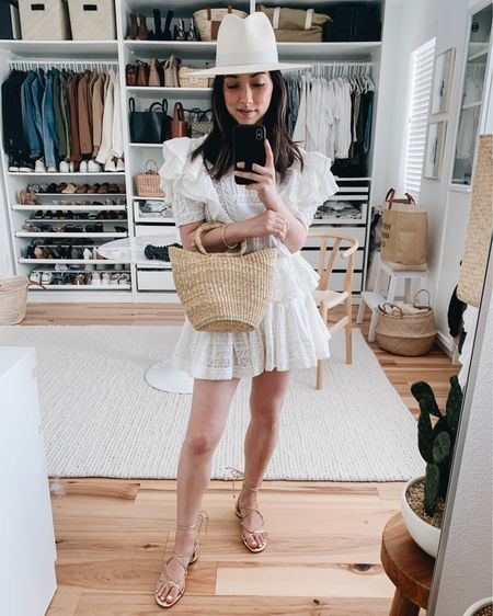 Rounded up the best white dresses for the season on crystalinmarie.com. I'm also looking back at my most worn white dresses from years past. All outfits linked on my blog. http://liketk.it/3f5YF #liketkit @liketoknow.it #LTKshoecrush #LTKstyletip
