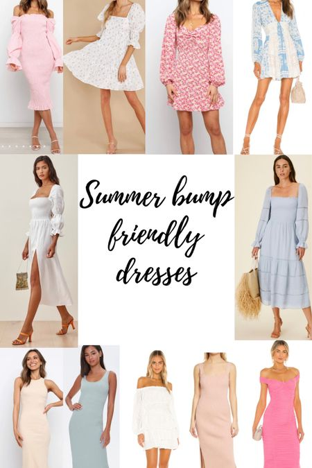 Summer bump friendly dresses I have my eye on! http://liketk.it/38Pif #liketkit @liketoknow.it #LTKbump #LTKfamily #LTKbaby @liketoknow.it.home @liketoknow.it.family You can instantly shop my looks by following me on the LIKEtoKNOW.it shopping app