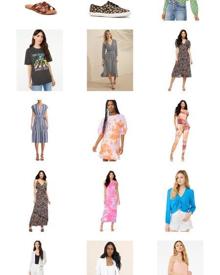 Walmart favorites - sundresses sandals sneakers and more http://liketk.it/3gYNA @liketoknow.it #liketkit