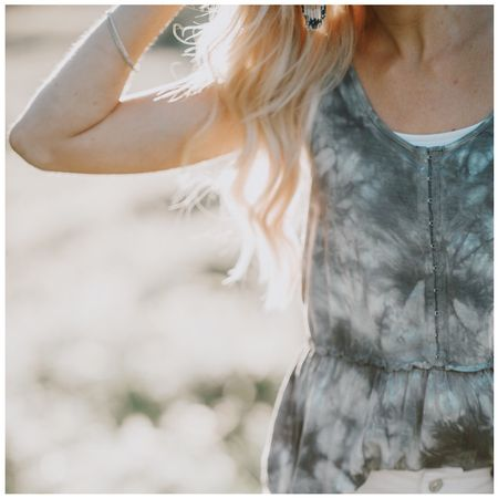 I took a little break from social media over the weekend because, guys, I've been feeling the virtual burnout. I think unplugging + getting outside is a prerequisite for sanity sometimes. There's nothing like a sunny day after so many rain clouds. 🙌🏼 Back out come the tank tops + I'm obsessed with this soft, tie-dye fabric right now. I've linked my top and many others that are similar. Each style comes in multiple colors, so click around to find your perfect match! 👌🏼 Shop your screenshot of this pic with the  @liketoknow.it app. #liketkit #LTKbeauty #LTKsalealert #LTKstyletip #LTKunder50 http://liketk.it/2w6XT