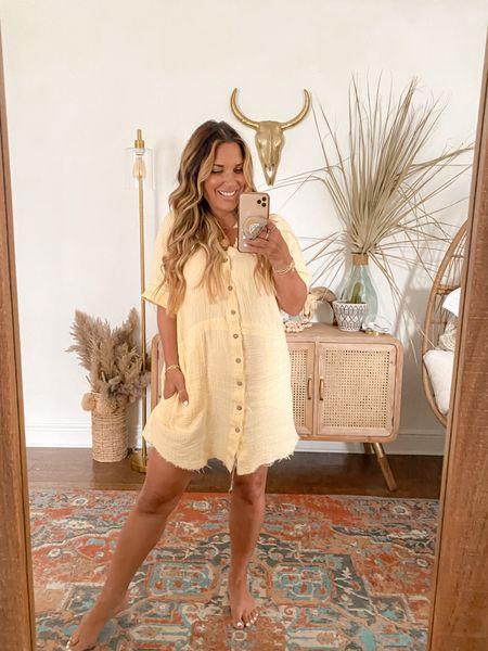 Comfy Amazon casual dress ~  Wearing size medium!!  #amazonfashion #amazonstyle #amazonfinds   #LTKcurves #LTKunder50 #LTKstyletip