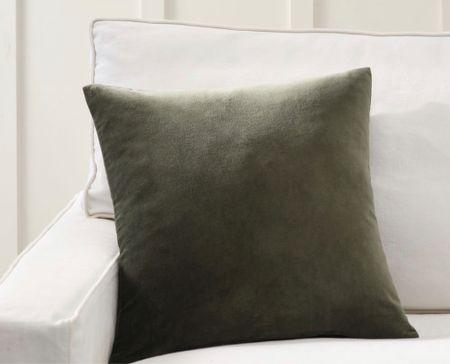Throw pillows: pillow cover, velvet,       #LTKhome