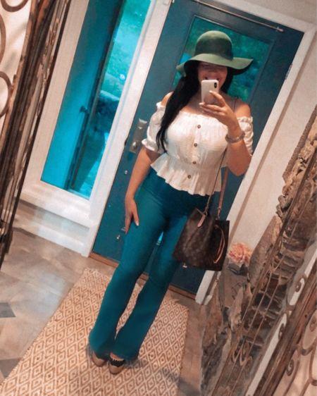 http://liketk.it/3eL3f #liketkit @liketoknow.it free people denim still on sale..love these & currently half price   Denim, jeans. Hats, sales, Nordstrom,