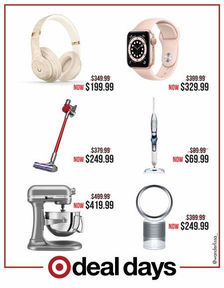 Target deal days! Electronics on sale! 💥   #macbook #applewatch #dyson #beats  #LTKhome #LTKunder100 #LTKsalealert