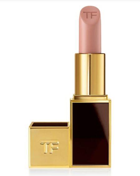 Restock! Tom Ford blush nude 13 is back in stock! The best nude lipstick ever!   #LTKbeauty #LTKwedding #LTKunder100