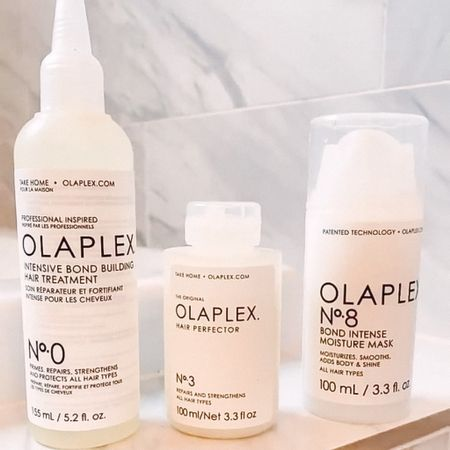 Amazing deal on this Olaplex set! Comes with no0, no3 and no8 (the newest hair mask)! On sale for $56 (if sold separately it would be $84). First time customers use code OFFER and second time customers use code HELLO10 for an additional $10 off! http://liketk.it/3ez9H #liketkit @liketoknow.it