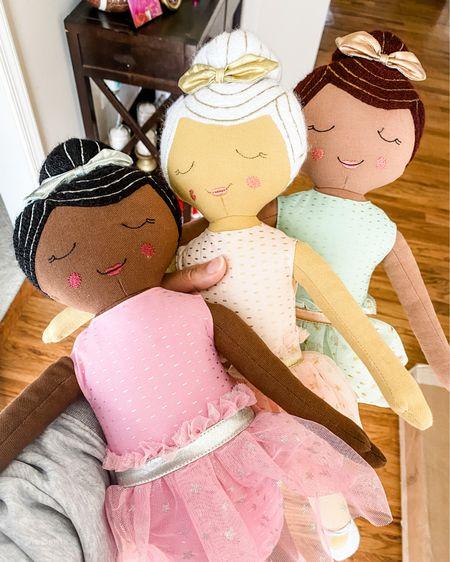 The most beautiful dolls at Target perfect for all princess ballerinas http://liketk.it/3bVXe #liketkit @liketoknow.it #LTKbaby #LTKfamily #LTKkids