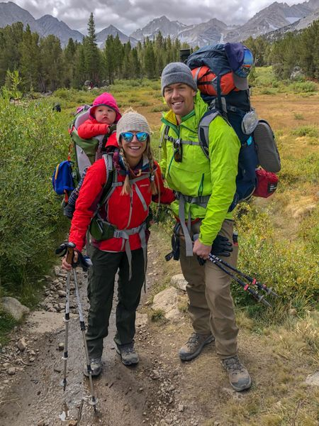 Backpacking gear for camping and hiking with kids  #LTKfamily #LTKtravel #LTKkids