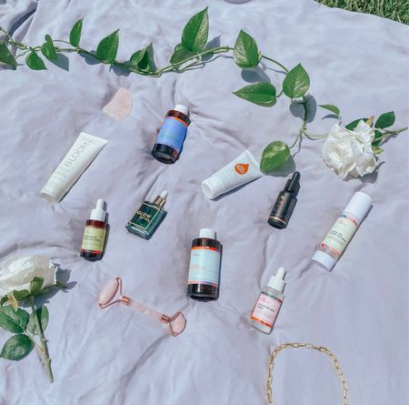 Clean skincare routine, clean beauty, non-toxic, fragrance free, anti-aging, youthful, acne, blemishes  #LTKbeauty #LTKunder50