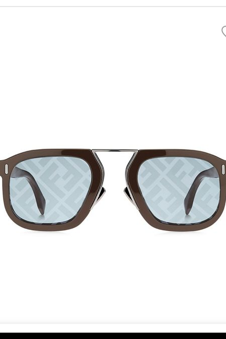 I am living for the Fendi logo sunglasses. These will be perfect for my sunglasses collection!   #LTKunder100 #LTKsalealert #LTKstyletip  #LTKunder100 #LTKsalealert #LTKstyletip