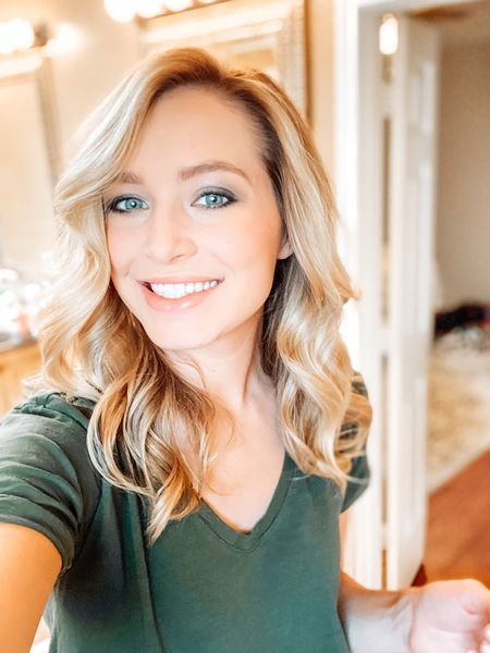 No place to go (besides target to restock on coffee) but I feel so much better with my hair done and some makeup on. ✨ I used to be the world's biggest makeup snob (I worked in makeup retail) but now I'm obsessed with my ELF Cosmetics products. They have some incredibly high-quality items for the price, like this $14 essentials palette that stands up to any of the $50+ eyeshadow palettes. http://liketk.it/2QGdH @liketoknow.it #liketkit #LTKunder50 #LTKbeauty #LTKstyletip