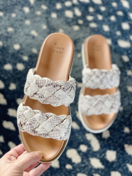 My sandals have restocked but now selling fast again! TTS or size up .5  Xo, Brooke  #LTKsalealert #LTKstyletip #LTKshoecrush