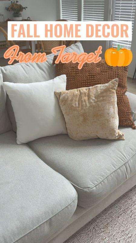 Fall decorative throw pillows you need!   #LTKSale #LTKSeasonal #LTKhome
