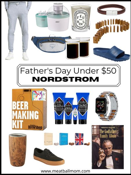 Father's Day gifts under $50 from Nordstrom  *FREE SHIPPING + FREE RETURNS!        Father's Day gift, Father's Day , gifts for him, gifts for men , Nordstrom finds, Nordstrom style #ltkhome   #LTKunder50 #LTKmens #LTKfamily