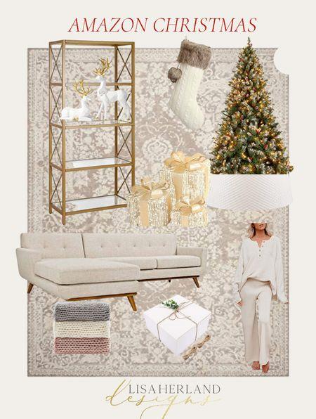 Cozy Christmas   #LTKhome #LTKHoliday #LTKSeasonal