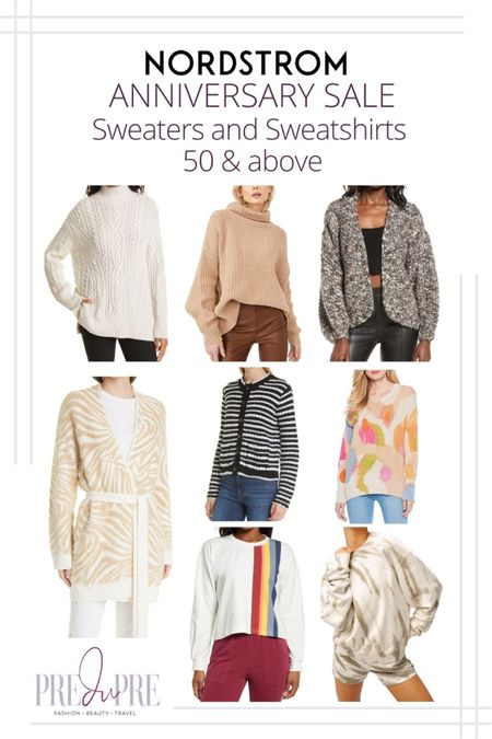 Great finds at the Nordstrom Anniversary Sale. I've rounded up my top picks in sweaters & sweatshirts above $50.   http://liketk.it/3jNjV  My NSale 2021 fashion favorites, Nordstrom Anniversary Sale, Nordstrom Anniversary Sale 2021, 2021 Nordstrom Anniversary Sale, NSale,  N Sale, N Sale 2021, 2021 N Sale,  NSale Top Picks,  NSale Beauty,  NSale Fashion Finds,  NSale Finds,  NSale Picks,  NSale 2021,  NSale 2021 preview, #NSale, #NSalefashion, #NSale2021, #2021NSale, #NSaleTopPicks, #NSalesfalloutfits, #NSalebooties,  #NSalesweater, #NSalefalllookbook, #Nsalestyle #Nsalefallfashion, Nordstrom anniversary sale picks, Nordstrom anniversary sale 2021 picks, Nordstrom anniversary Top Picks, Nordstrom anniversary, fall outfits, fall lookbook, fall outfit inspo, what to wear for fall  sweater sweatshirt plaid sweater animal print tie dye cardigan summer outfit fall outfit great finds #liketkit @liketoknow.it   Download the LIKEtoKNOW.it shopping app to shop this pic via screenshot  #LTKsalealert #LTKSeasonal #LTKstyletip
