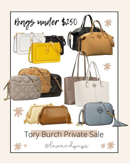 Bag picks from the Tory Burch Private Sale  Handbags, affordable, crossbody   #LTKstyletip #LTKitbag #LTKsalealert