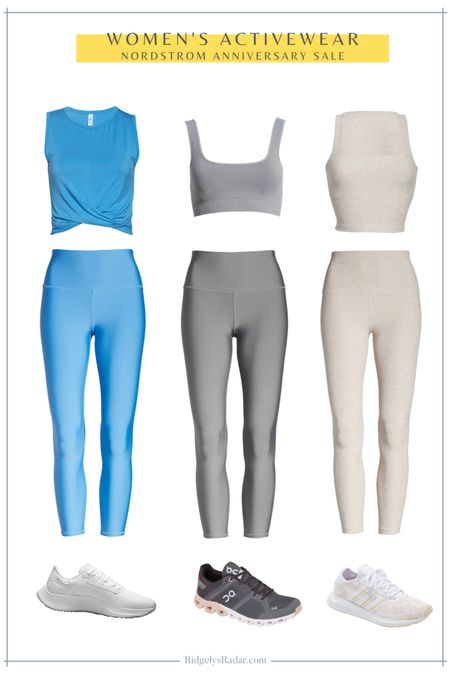 Women's activewear picks from the Nordstrom Anniversary Sale (public access to the sale July 28-August 9!)  #nsale #nordstromsale #nordstrom #activewear   #LTKsalealert #LTKstyletip #LTKunder100