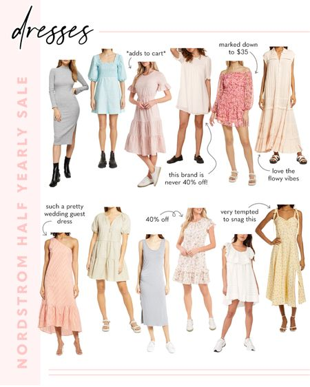 Nordstrom half-yearly sale, dresses on sale for Summer, up to 50% off now through June 6 http://liketk.it/3gHWN #liketkit @liketoknow.it #LTKsalealert