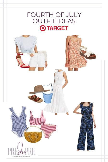 Fourth of July outfit ideas perfect for the summer and celebration.   http://liketk.it/3iS71   Download the LIKEtoKNOW.it app to shop this pic via screenshot   Summer outfit, summer casual outfits, summer fashion 2021, summer faahion, casual summer looks, summer looks #LTKstyletip #LTKunder50 #LTKunder100 #LTKitbag #LTKswim #LTKshoecrush #LTKtravel #LTKsalealert @liketoknow.it #liketkit