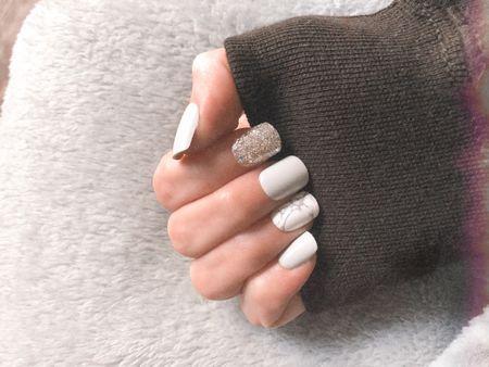 Another at home DIY manicure with Kiss imPRESS   #LTKbeauty #LTKstyletip #LTKunder50