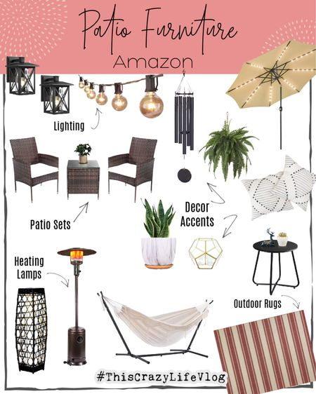 I'm swooning over Amazon's picks for patio decor! I can't wait to dress up our new space in just a few months! Who else is ready for barbeques, swimming, + outdoor relaxing?! http://liketk.it/3diDZ #liketkit @liketoknow.it #LTKfamily #LTKhome @liketoknow.it.home You can instantly shop my weekly finds by following me on the LIKEtoKNOW.it shopping app