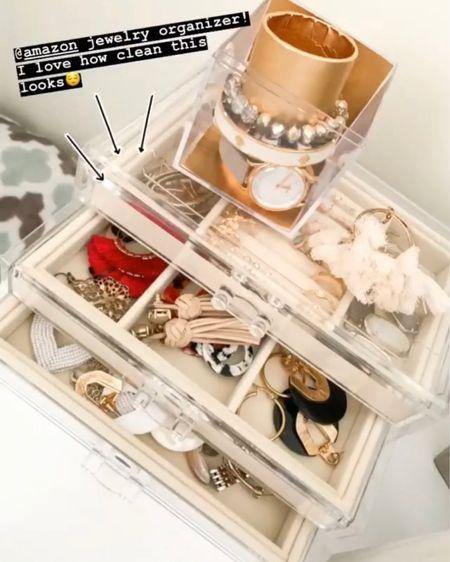 http://liketk.it/2Y0oc #liketkit @liketoknow.it @liketoknow.it.home love this jewelry organizer!