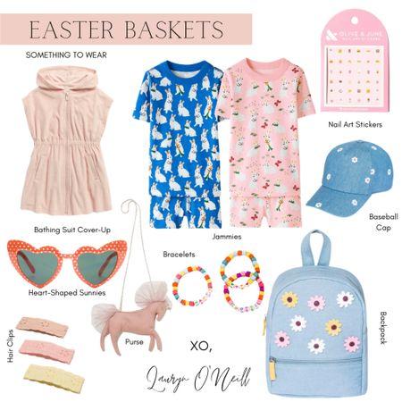 Easter basket inspiration    #LTKkids #LTKSpringSale #LTKSeasonal